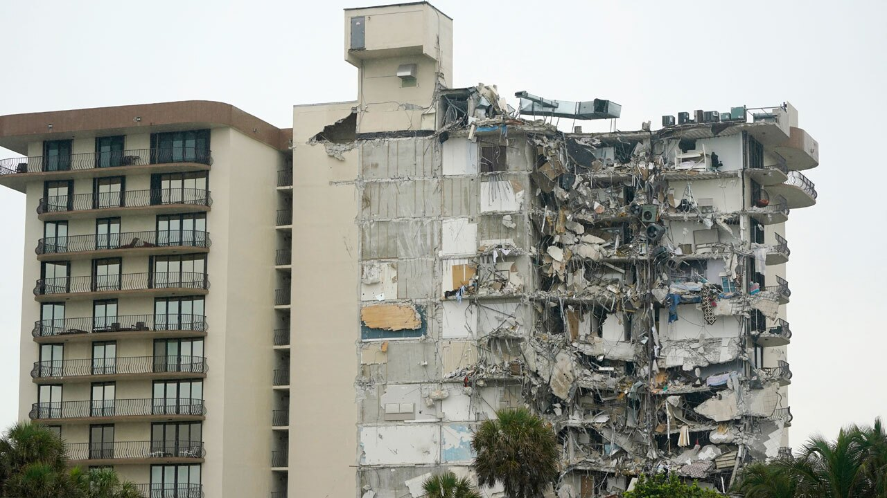 Surfside Condo Collapse and the Science of Concrete