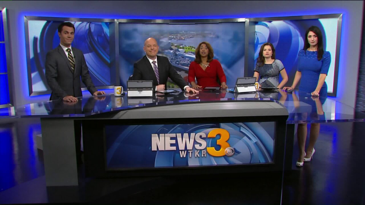 Which News 3 morning anchor would you vote intooffice?