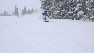 Red Lodge Mountain receives 26 inches of snow in 24 hours