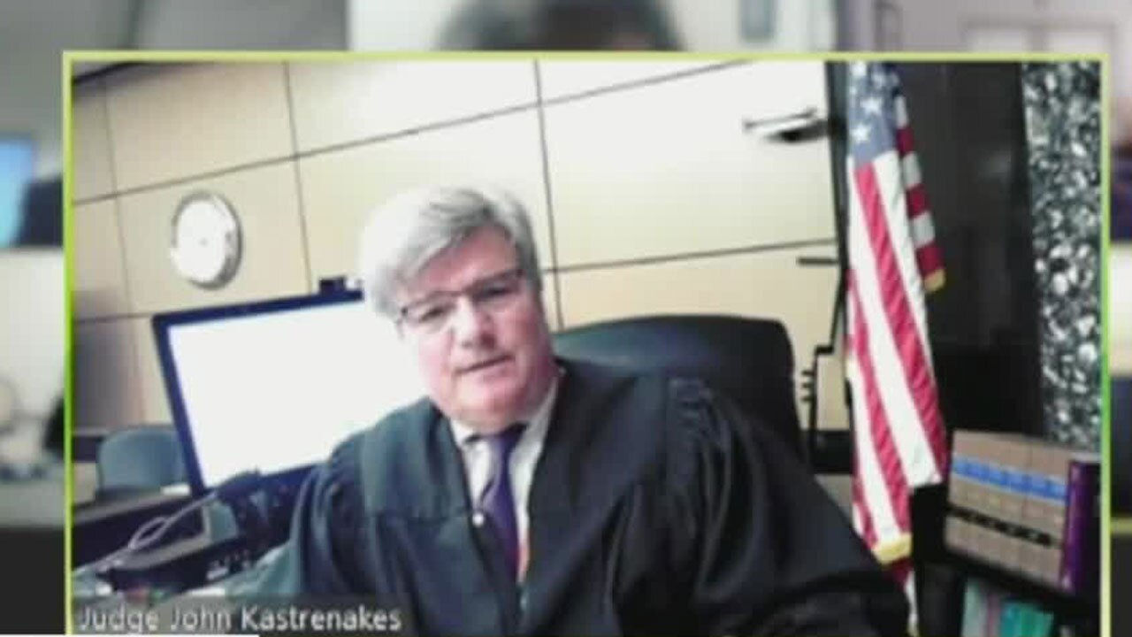 Circuit Court Judge John Kastrenakes