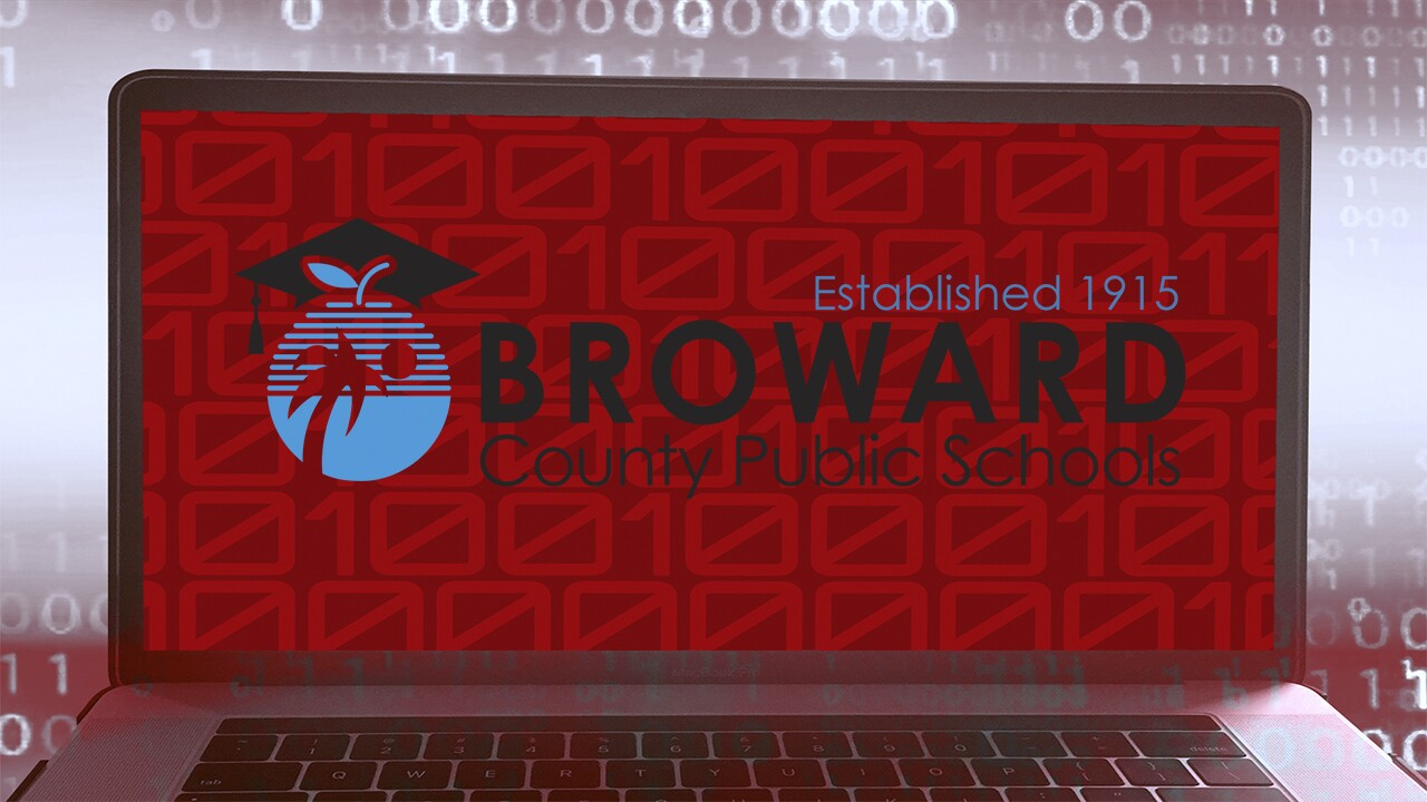 Broward County Public Schools computer data held for ransom