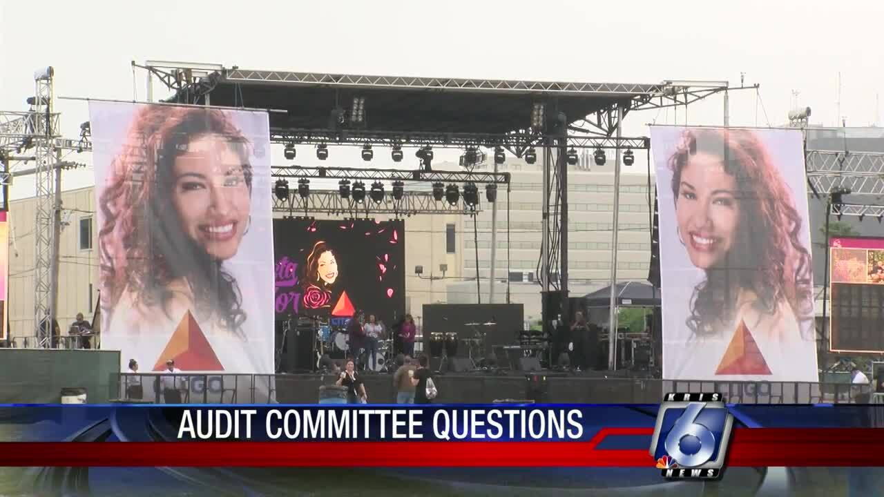 Fiesta de la Flor payouts to Selena Foundation from tourist group questioned by city audit committee