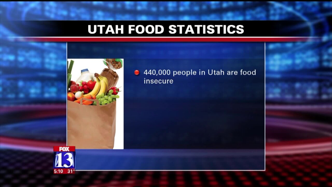 Religious groups in Utah criticize plan to raise food sales tax