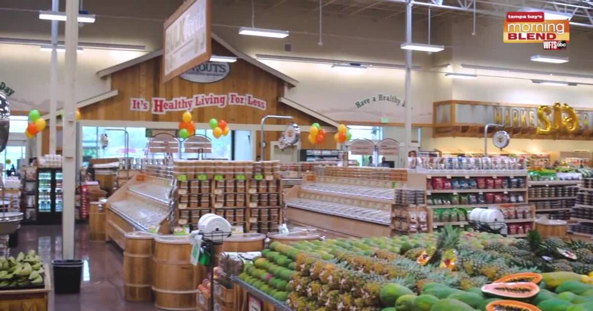 Sprouts Farmers Market shares plant-based recipes