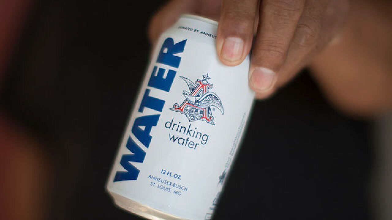 Anheuser-Busch will provide water to victims of Hurricane Harvey