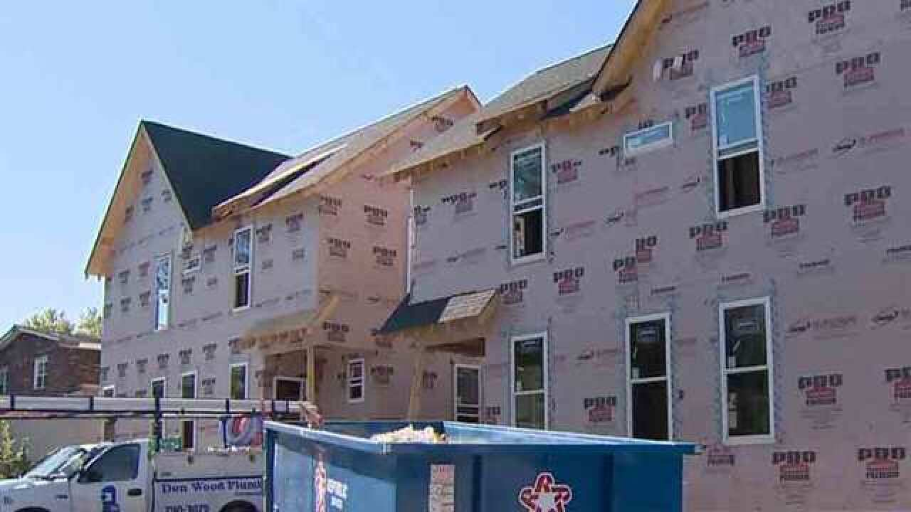 On The Rise: Affordable Housing Crisis Grows In Nashville