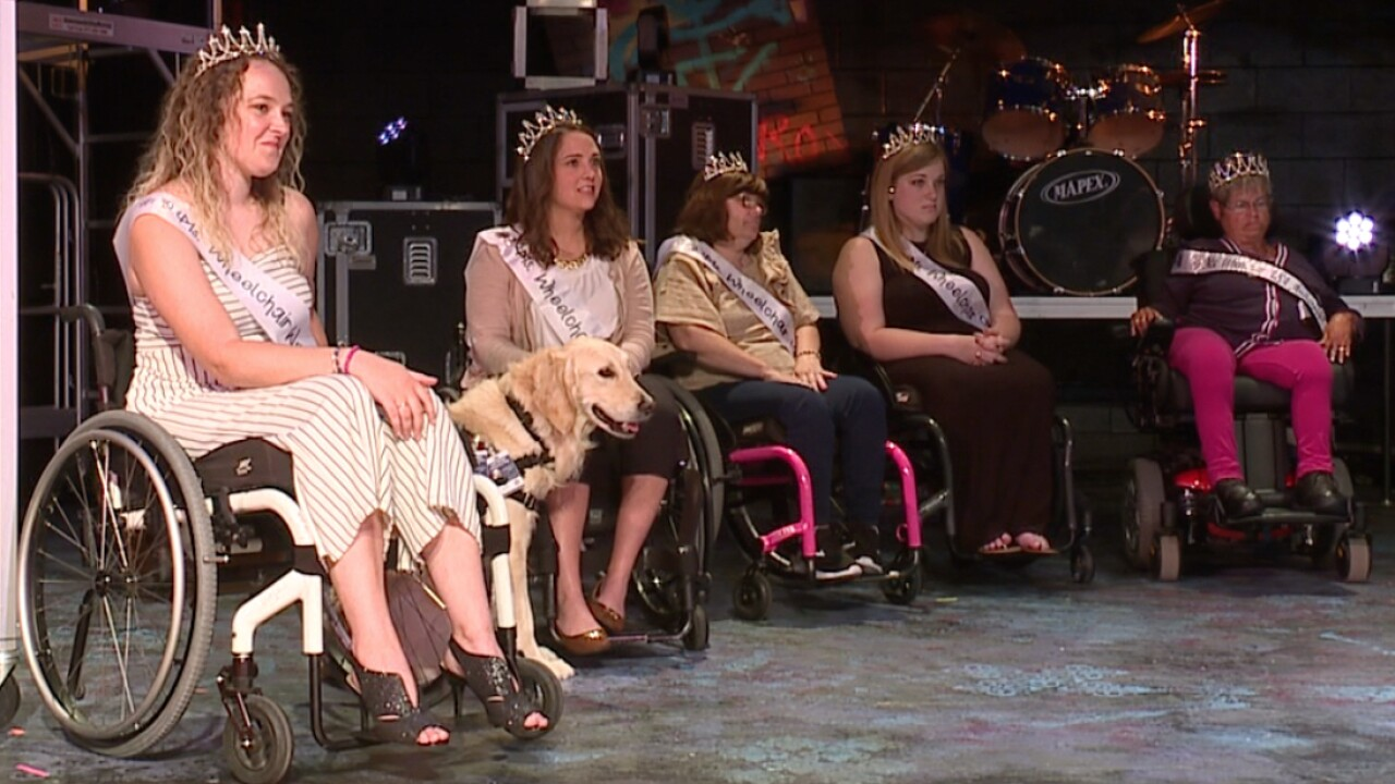 Cuyahoga Falls to host the Ms. Wheelchair USA pageant this weekend