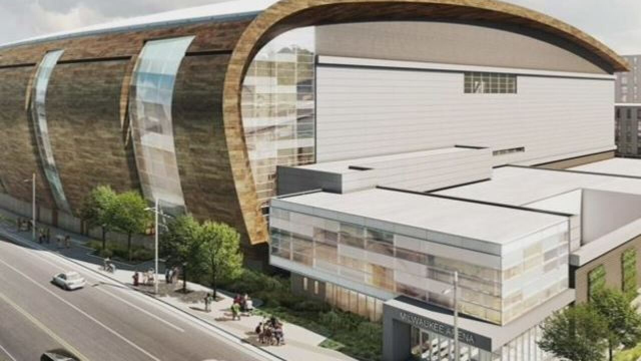 Bucks will break ground on new arena June 18