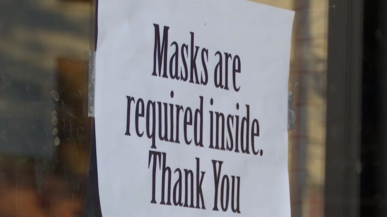 Masks Required Sounds