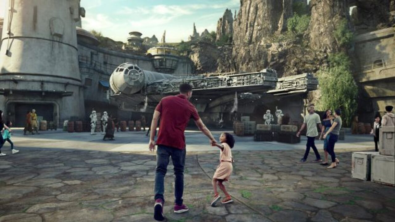 Star Wars at Disney Parks
