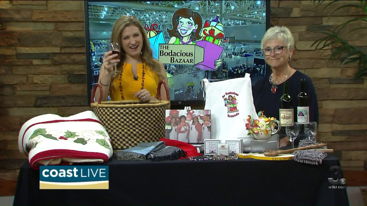 Looking forward to a 3-day shopping extravaganza on CoastLive