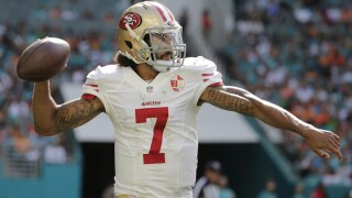 EA Sports adds Kaepernick to latest version of Madden 21