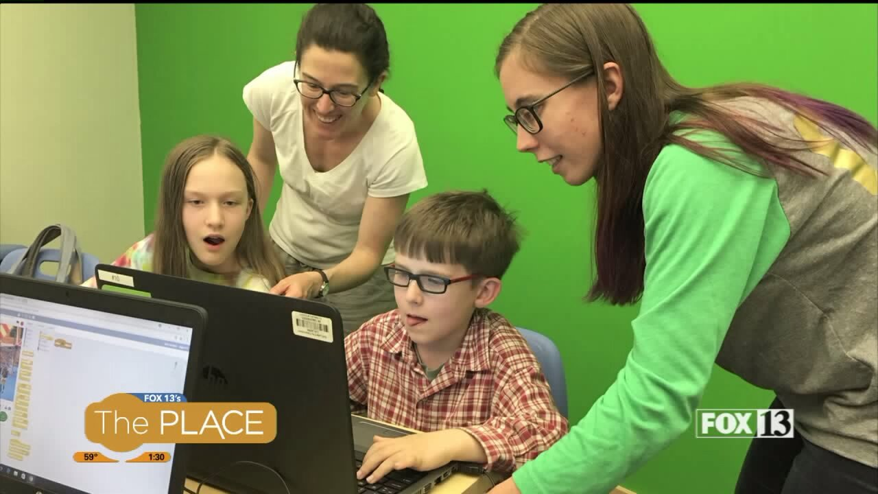 Children are Learning to Code and are Taking Over theWorld