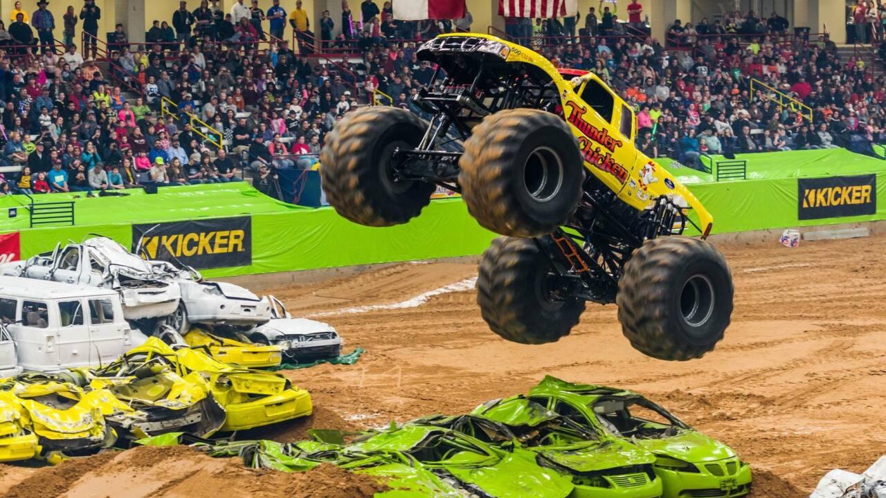 Courtesy Monster Truck Wars