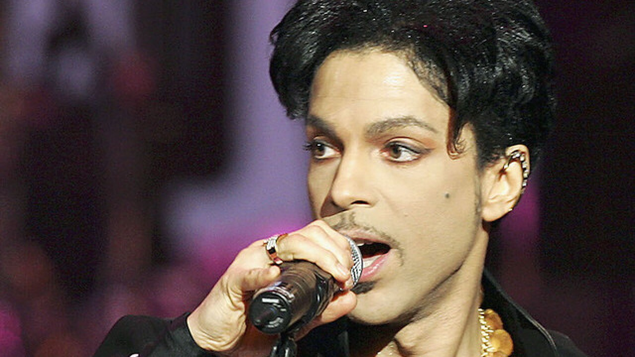 Legendary pop star Prince dies at age 57