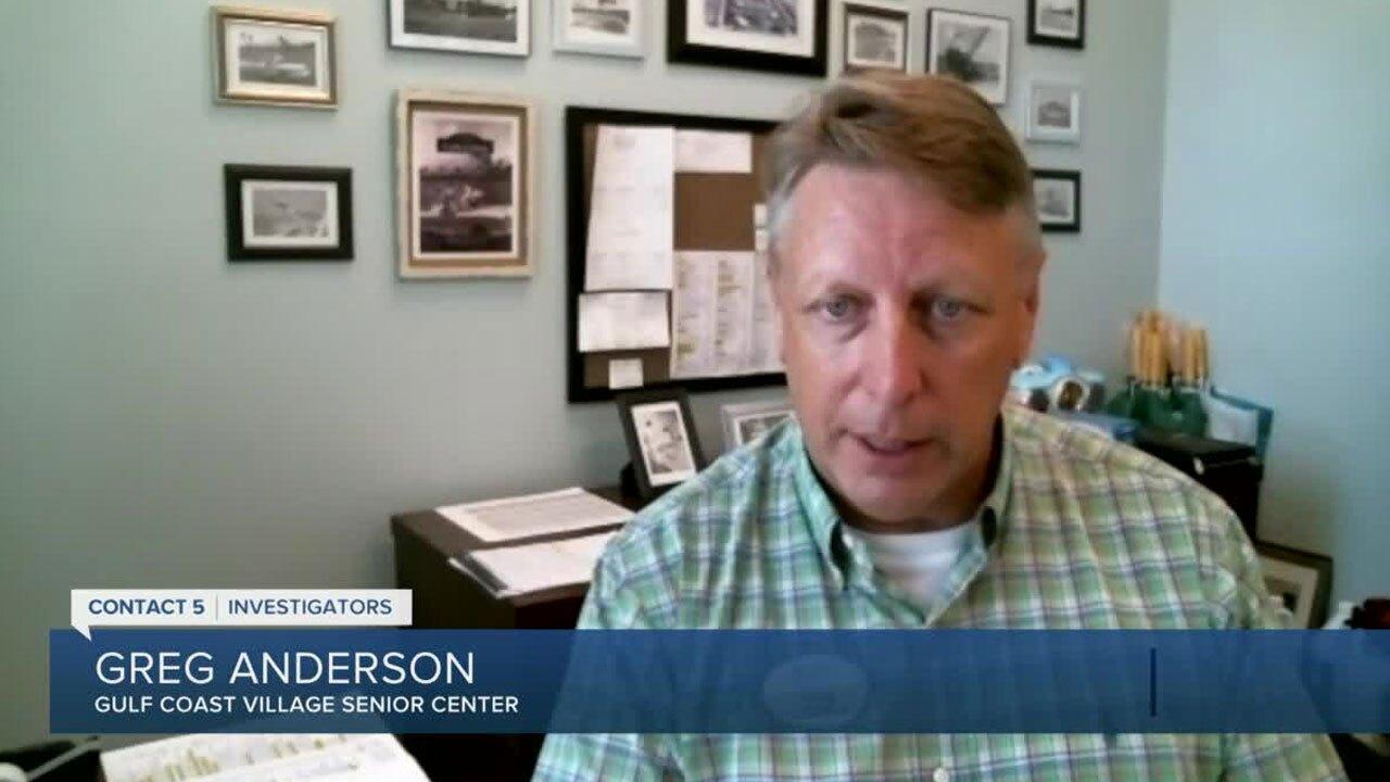 Greg Anderson, Gulf Coast Village Senior Living Center