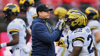 Misery continues for Harbaugh, Michigan in The Game