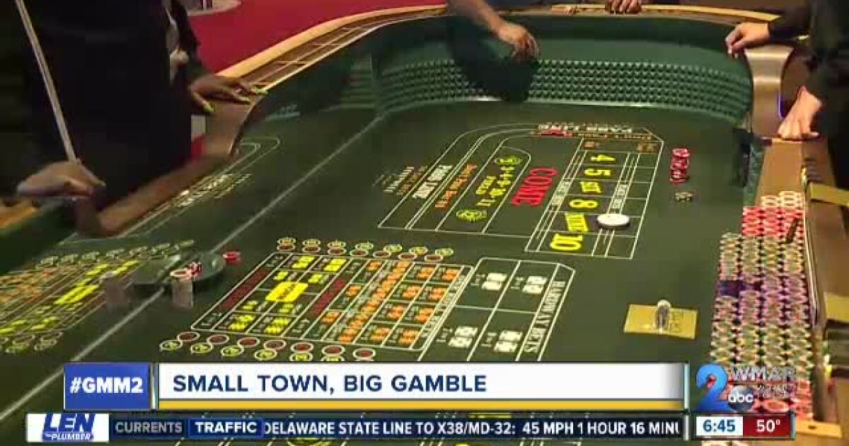 hollywood casino baltimore md