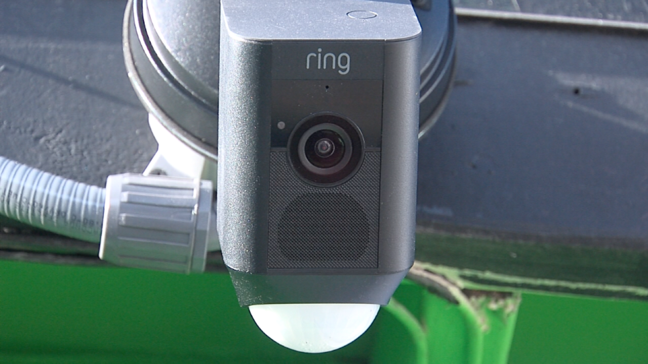 ring camera in Pacific Beach