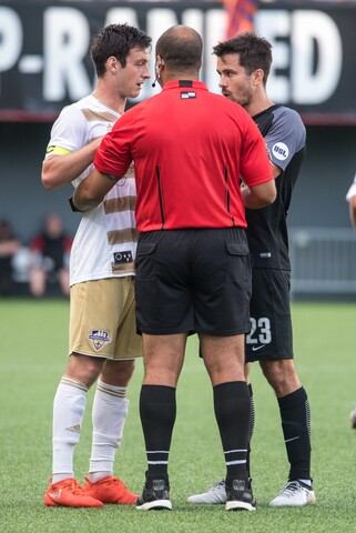Rivalry game (naturally) ends with 1-0 FC Cincinnati victory over Louisville
