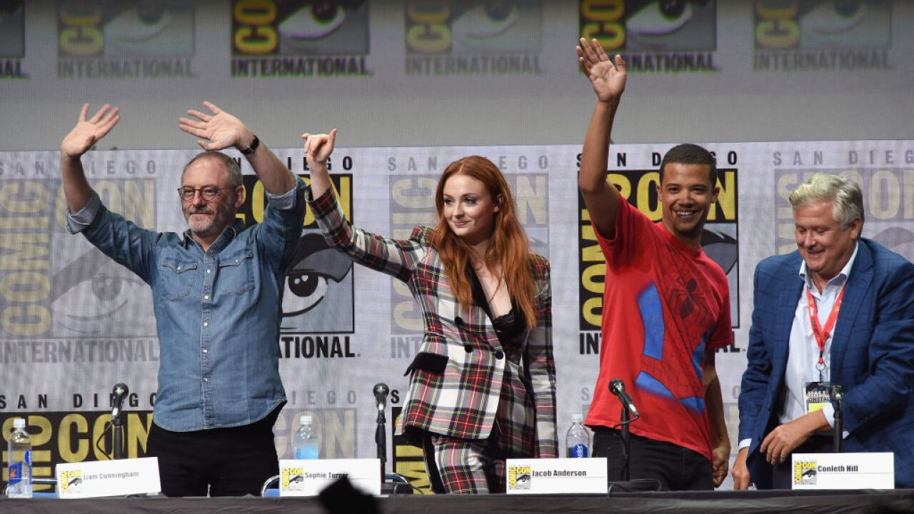 "Comic-Con International 2017 - ""Game Of Thrones"" Panel And Q+A Session"