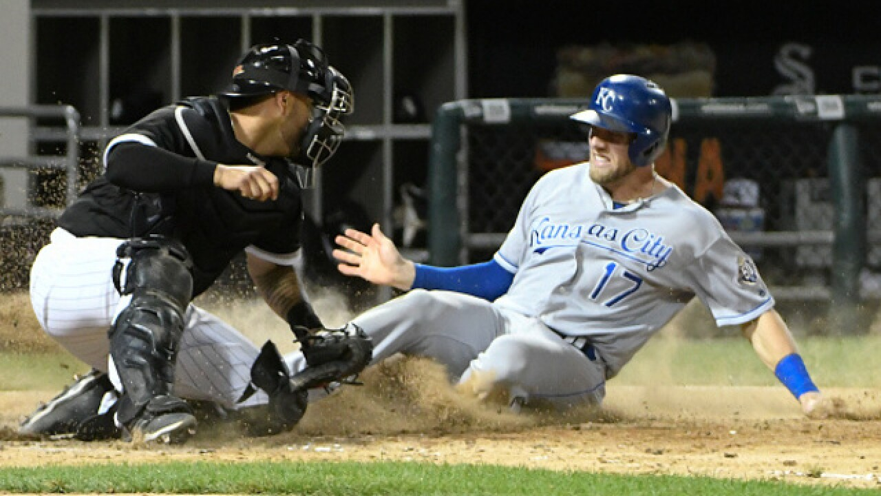 Royals Fall to Chi-Sox