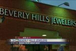 """Ocean 11"" type heist hits local jewelery store"