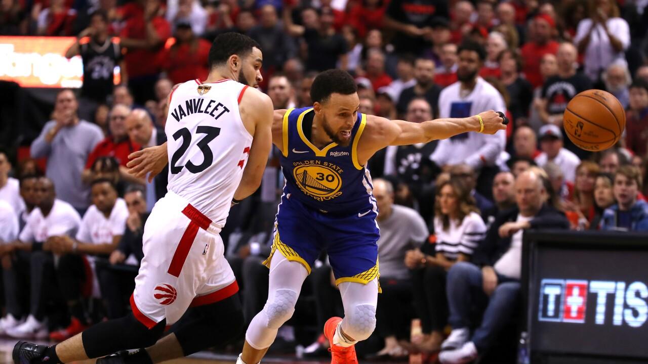 Predictions for Warriors vs. Raptors in Game 3 of 2019 NBA Finals