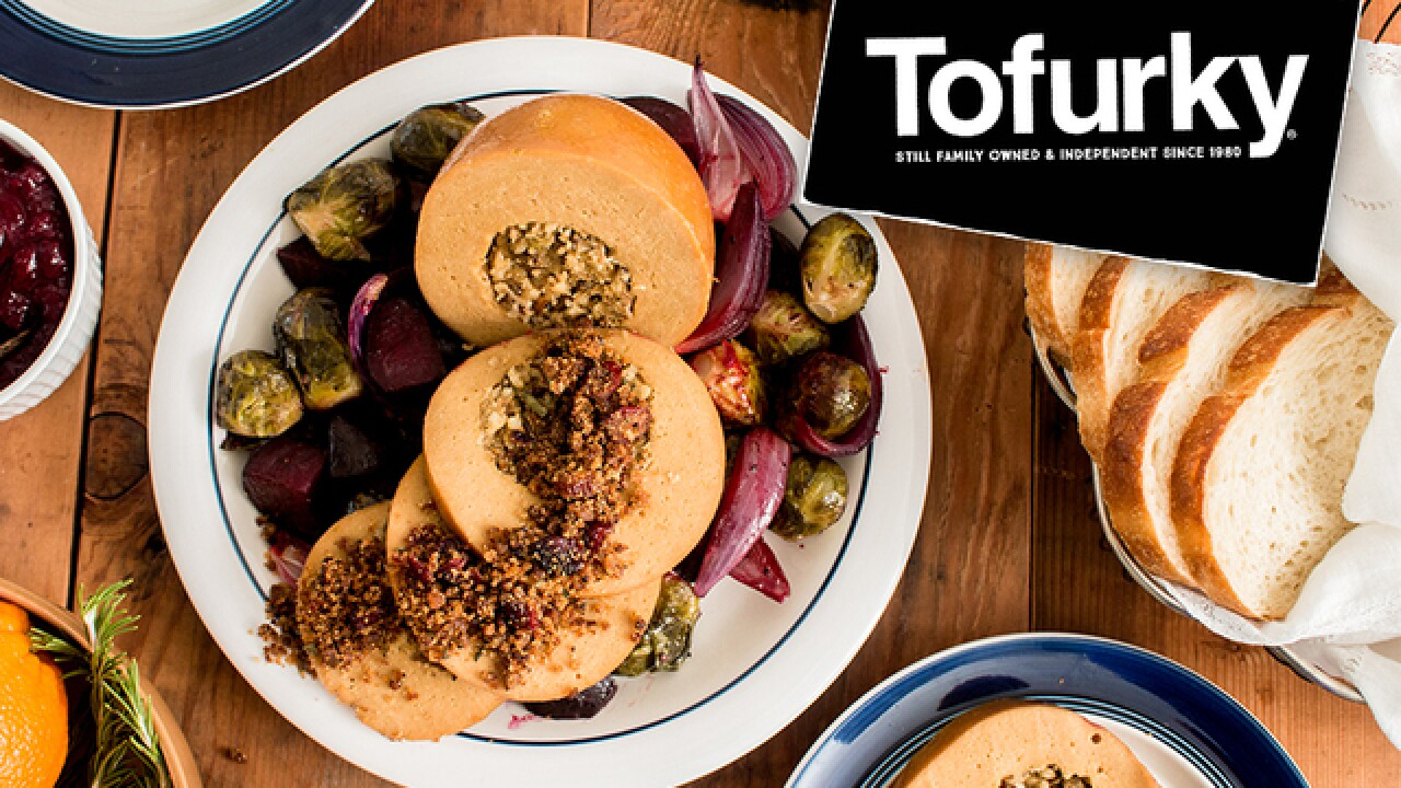 Tofurky sues to stop Missouri law over meat terminology