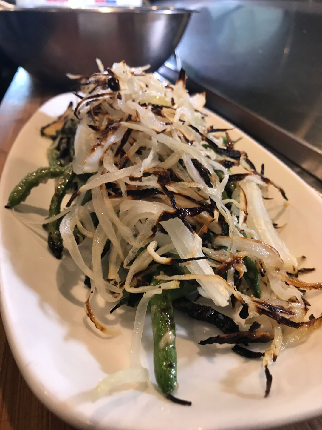 Coolinary Café's Healthy Green Bean Casserole by Chef Tim Lipman