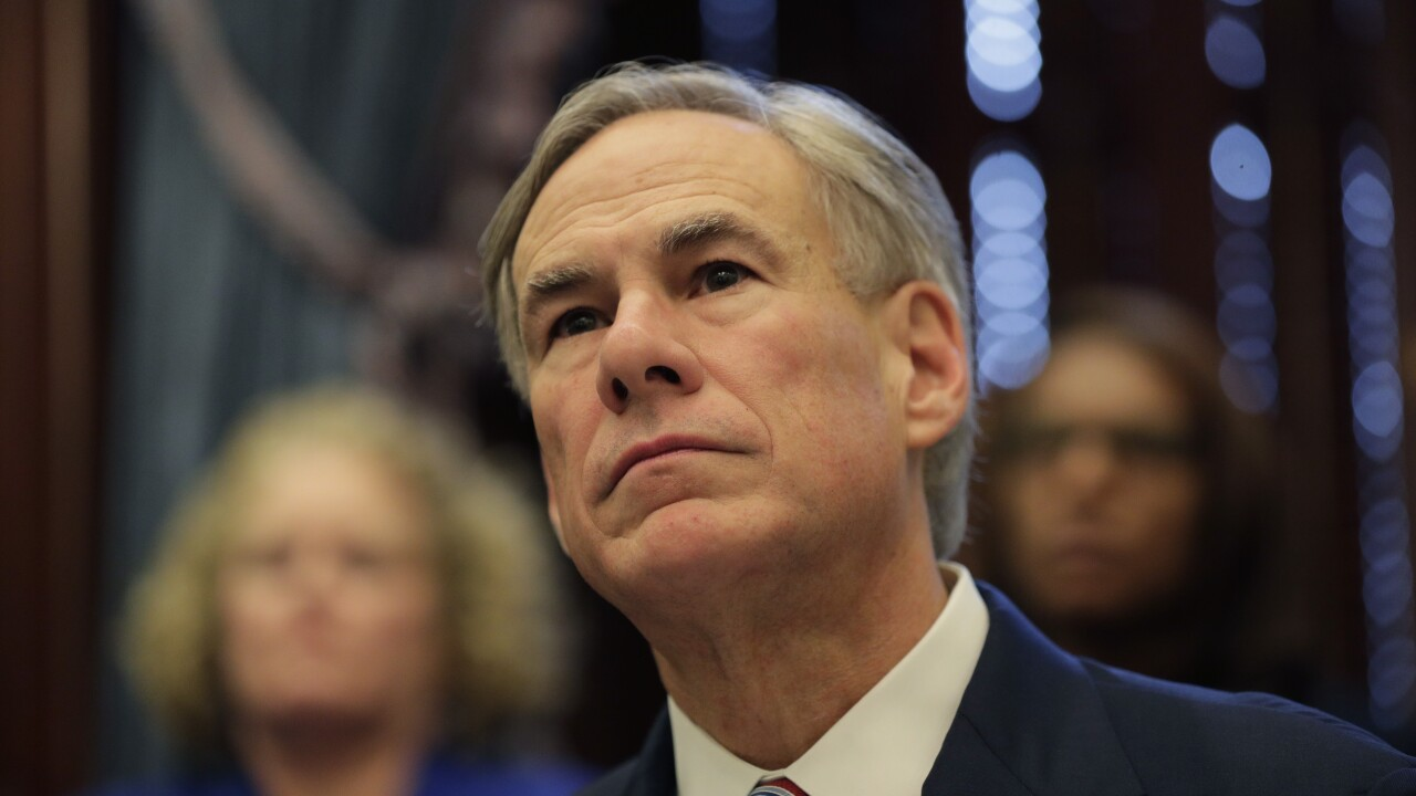 Texas, Ohio governors order non-essential surgeries to be stopped, including most abortions