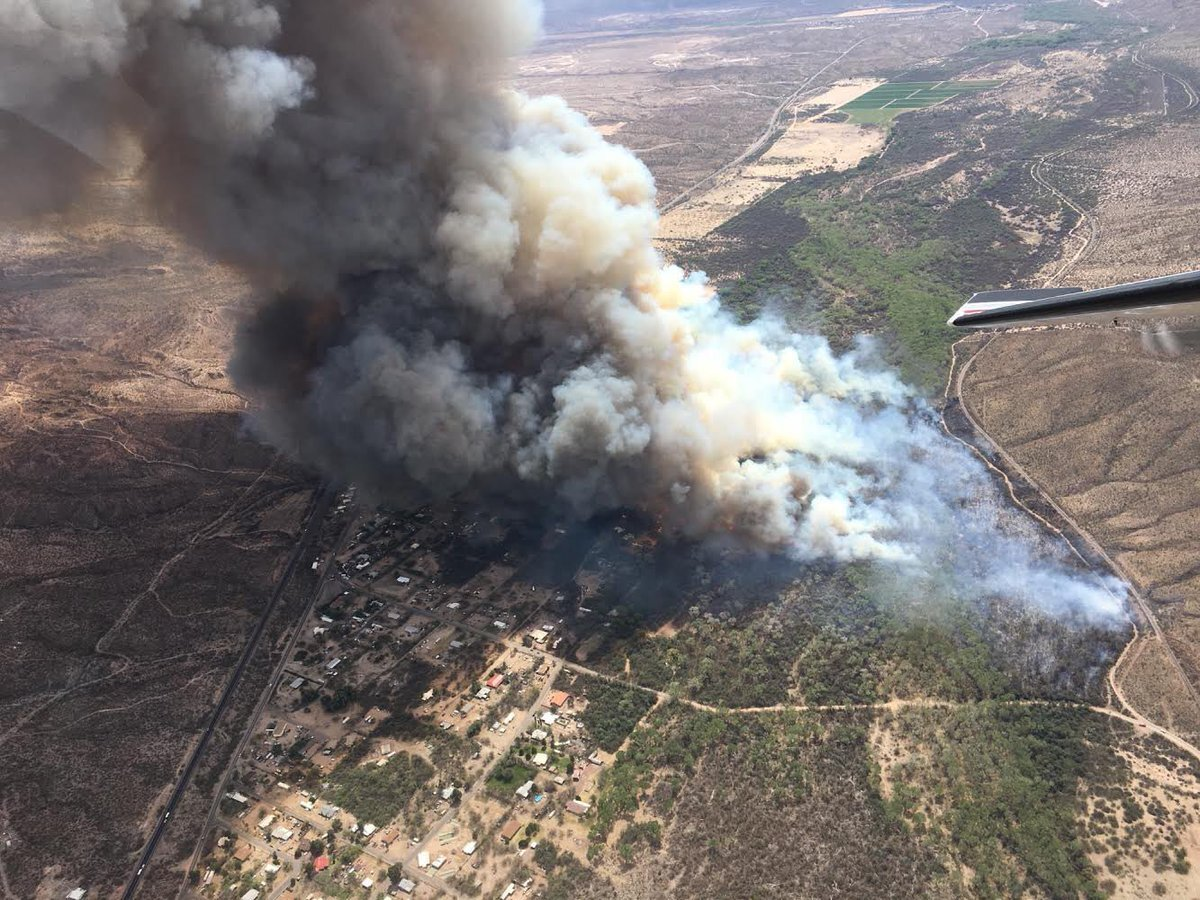 Pinal Co. Fire