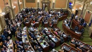 Governor legislature