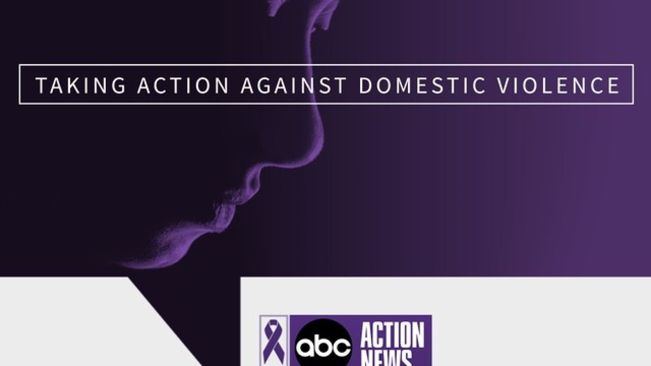 A decade of domestic violence awareness