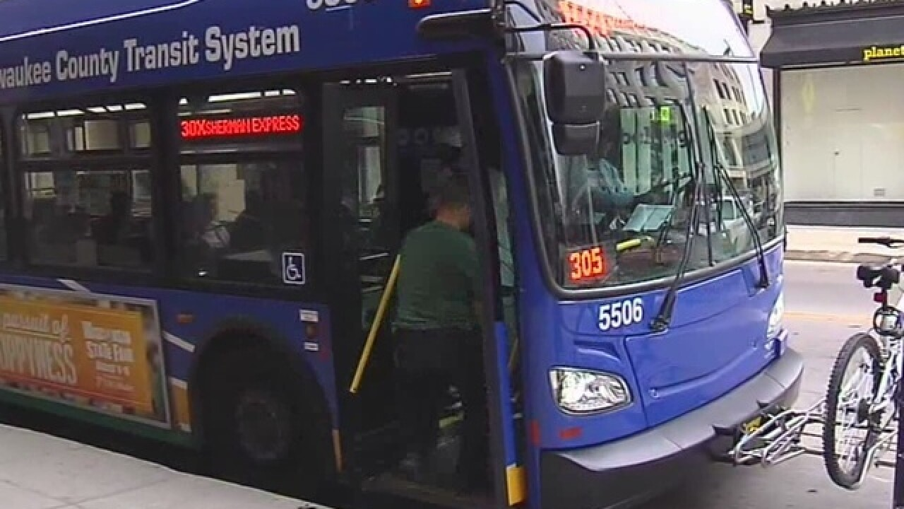 Milwaukee Co. Transit System offering new service to Fiserv Forum