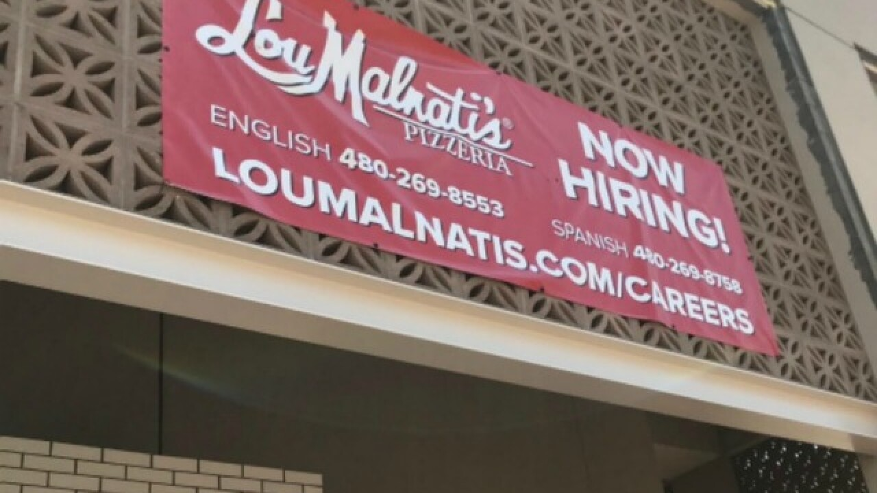 Here is when Lou Malnati's opens in Scottsdale