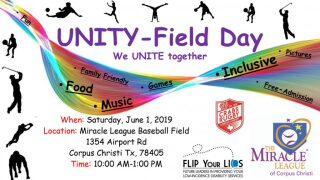 Have a field-day with special needs children at Unity Field-Day