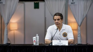 Poll: 87 percent of New Yorkers approve of Gov. Cuomo's handling of coronavirus pandemic
