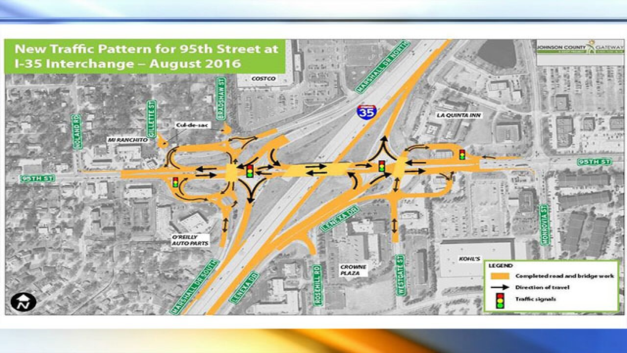 New directions aimed at easing JoCo congestion
