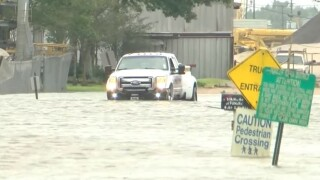Iberia Parish Flooding