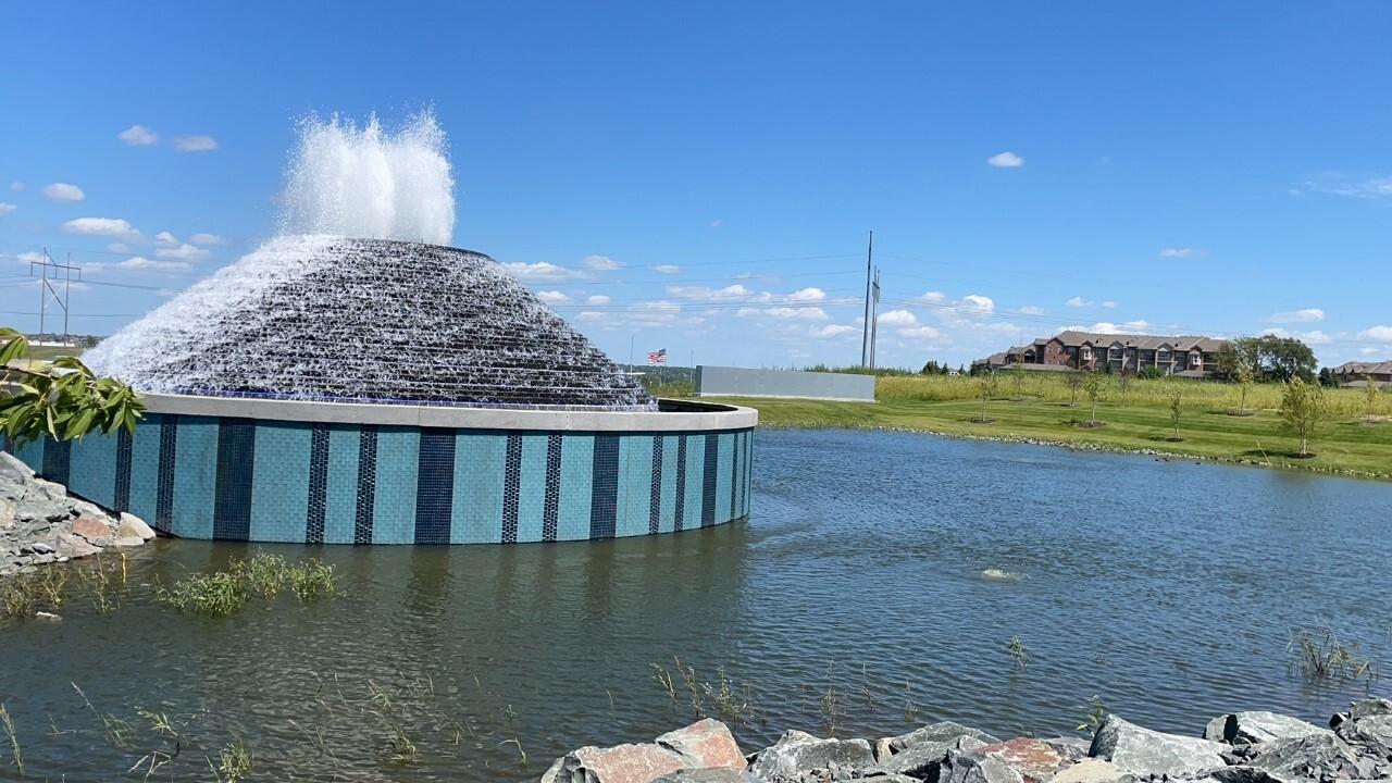 West Dodge Fountain