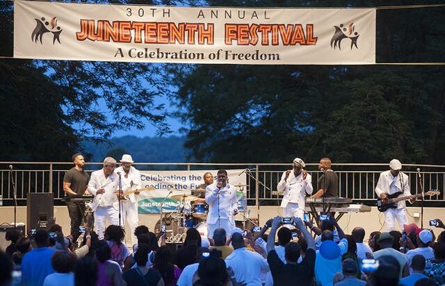 Cincinnati Juneteenth Festival 2017