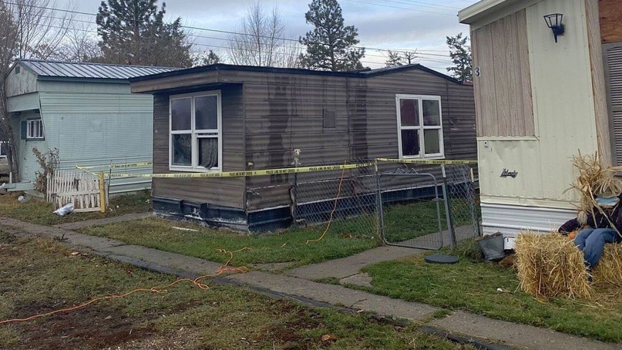2 children identified as victims of house fire in Kalispell