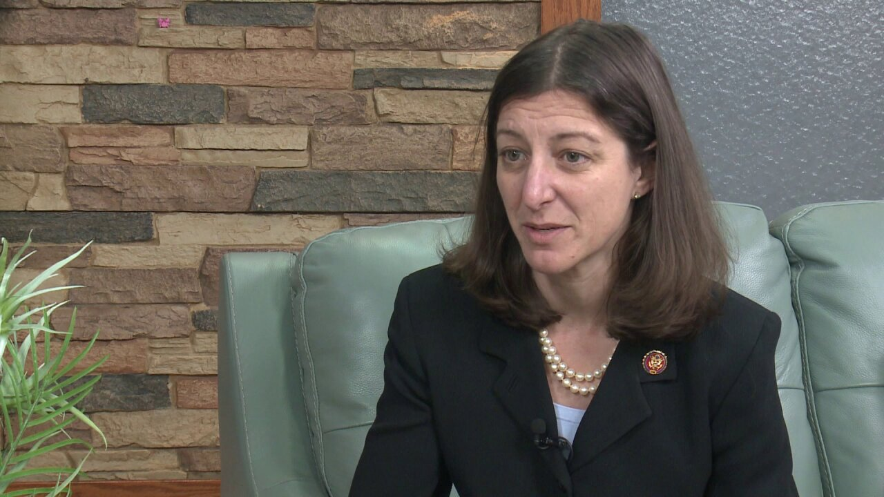 Congresswoman Elaine Luria talks government reopening and what it means for affected families