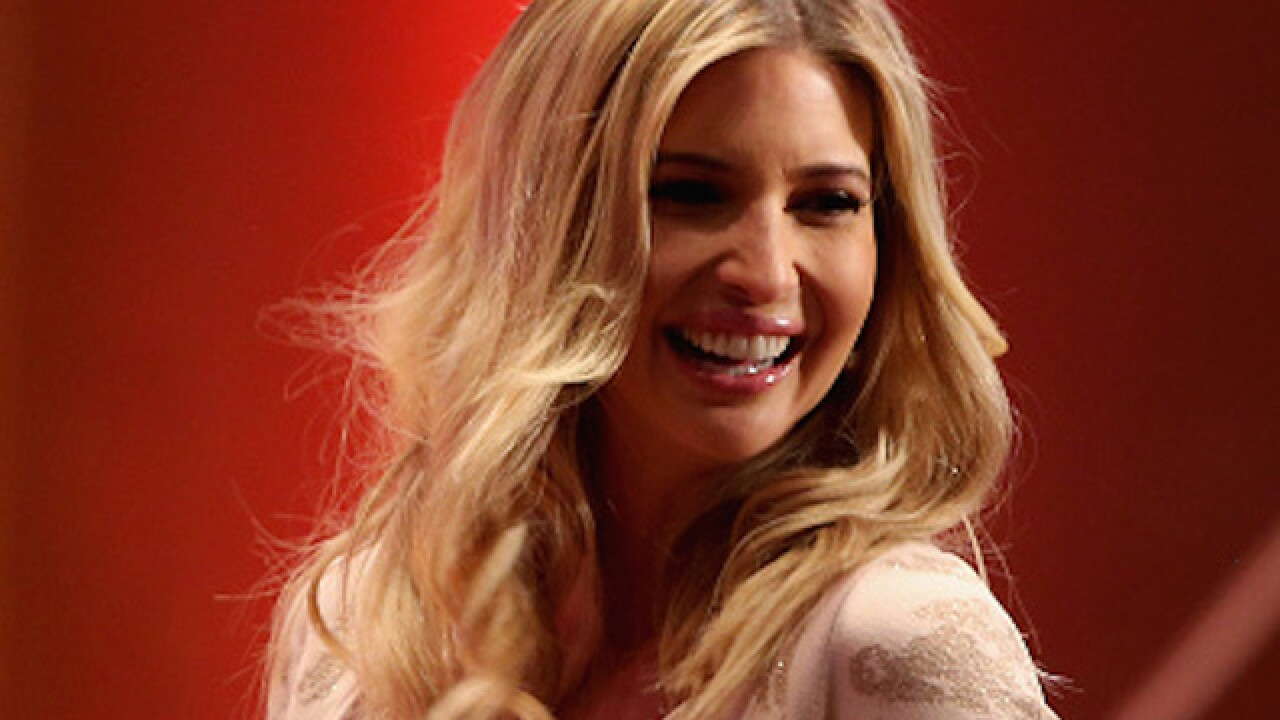 Ivanka Trump gives birth to third child