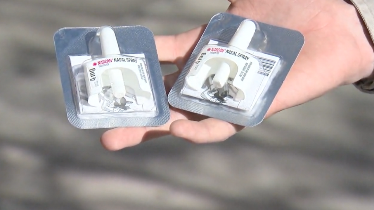 State lawmakers pushing to have Narcan in all Florida schools