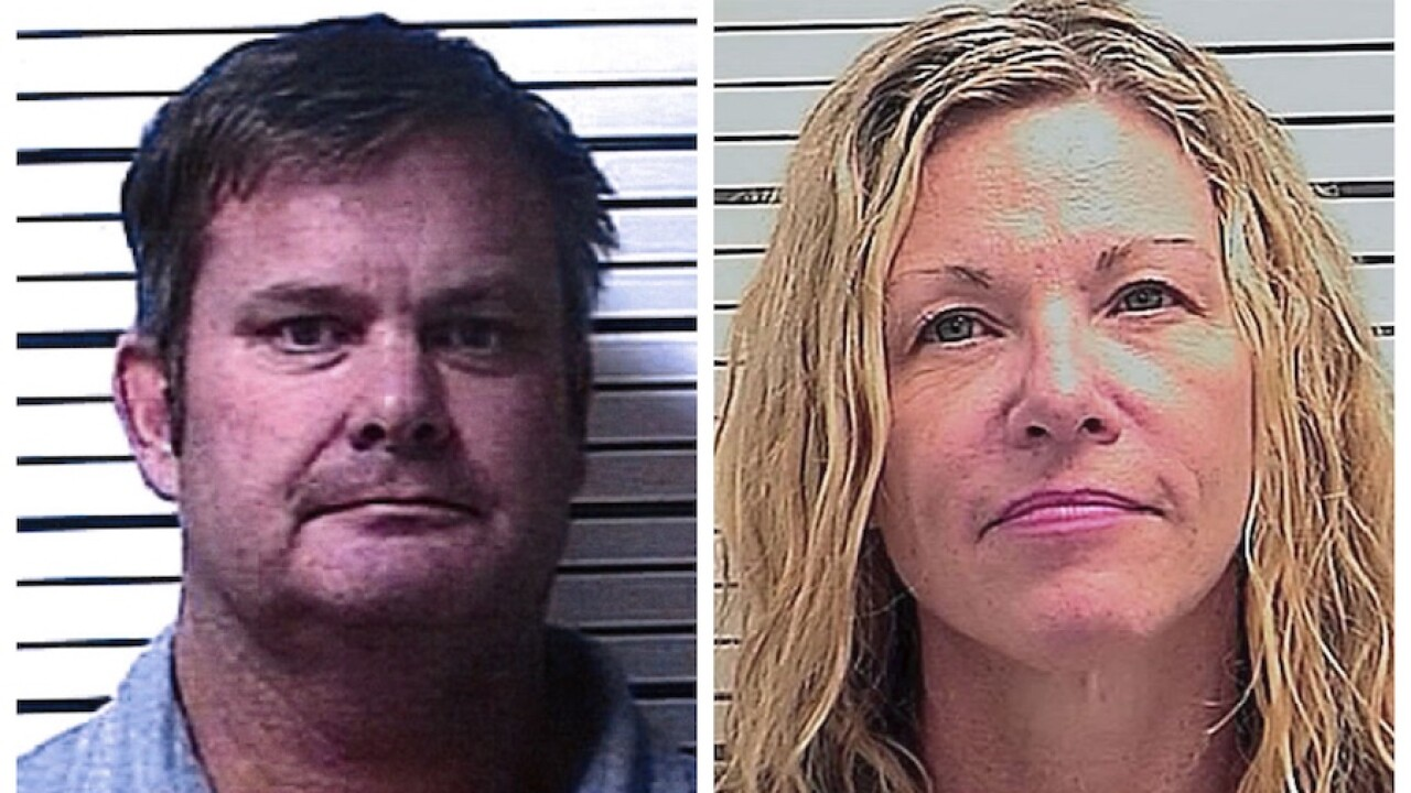 Chad Daybell and Lori Vallow Daybell | Fremont County Jail, Madison County Jail