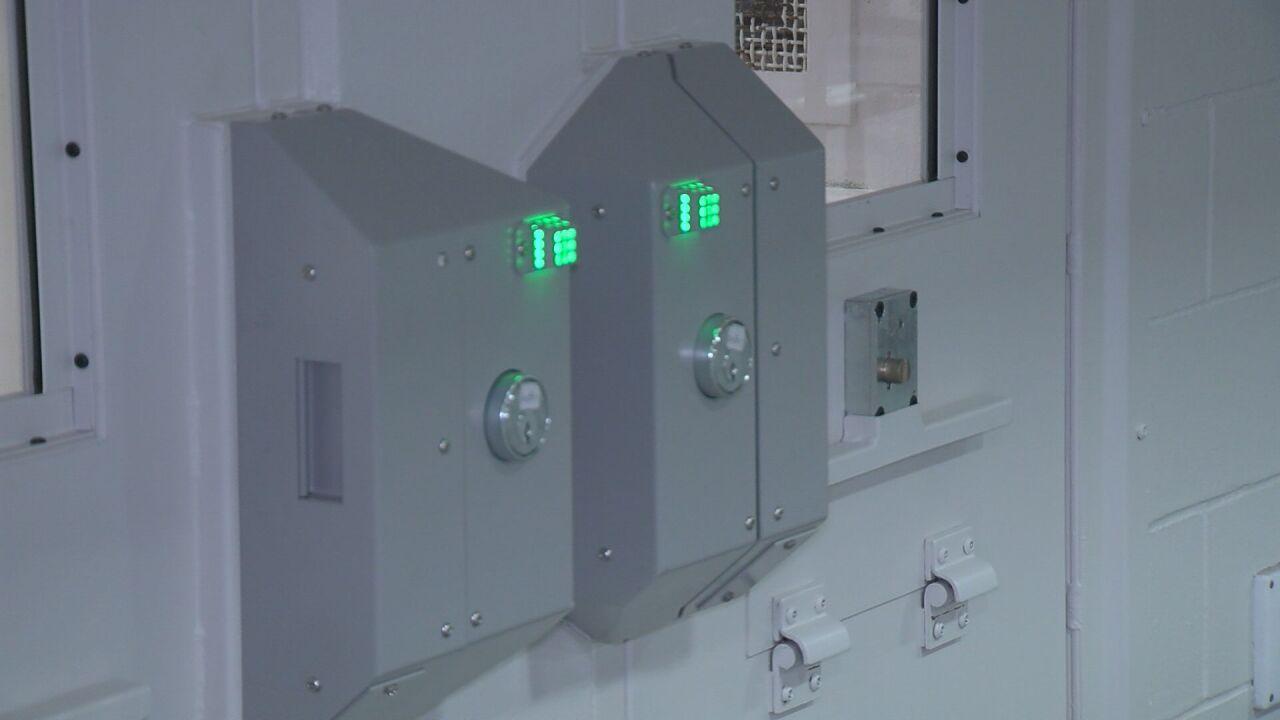 New door lock system