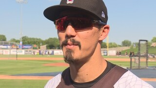 Tyler Saladino begins rehab stint with T Rats, Zach Davies to pitch on Friday