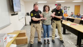 Citizens' Academy: Use of force